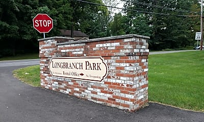 Longbranch Park Apartments and Townhouses, 1