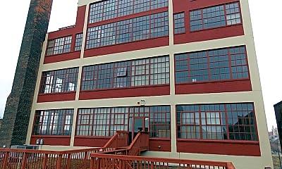 Walker Weeks Apartments, 0