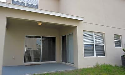 Building, 3534 Heron Island Drive, 2