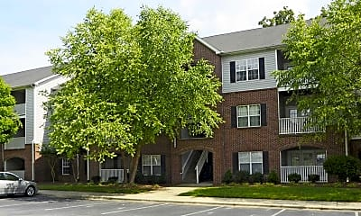 Building, Highbrook Apartments, 0