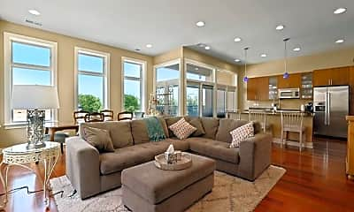 Living Room, 3158 N Seminary Ave, 0