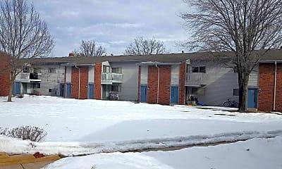 Building, Oakfield, 2