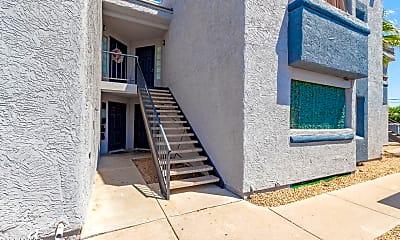 Patio / Deck, 4410 N Longview Ave 120, 1