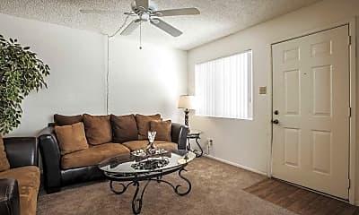 Living Room, Papago Vista, 2