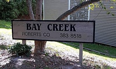 Bay Creek Apartments, 1