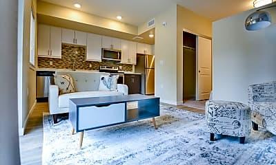 Living Room, Villas at Holly, 1