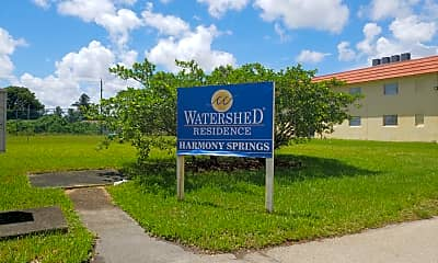 The Watershed Residence Harmony Springs, 1