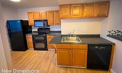 Kitchen, 1058 Bradley Square, 1