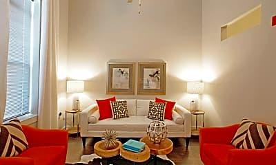 Living Room, Vista Cameron Harbor, 1
