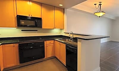Kitchen, 285 Centennial Olympic Park Dr NW 1607, 0