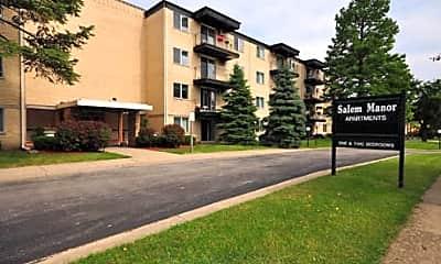Salem Manor Apartments, 0
