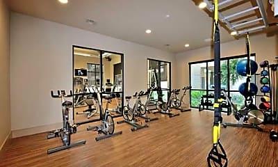 Fitness Weight Room, 77019 Properties, 2