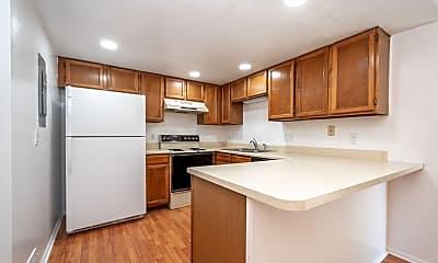Kitchen, 8425 Everett Way, 1