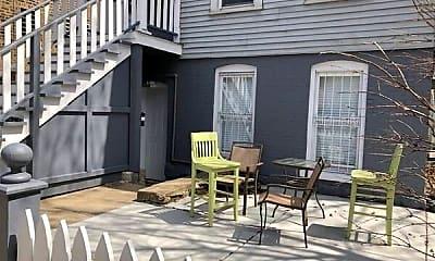 Patio / Deck, 3145 N Kenmore Ave, 0
