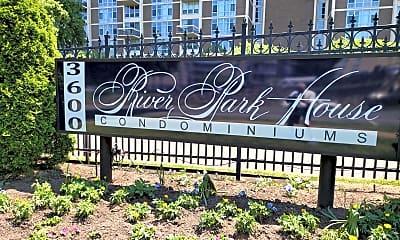 Community Signage, 3600 Conshohocken Ave 2012, 0