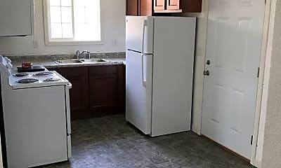 Kitchen, 1605 Collins St, 0