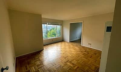 Living Room, 1445 Waller St, 1