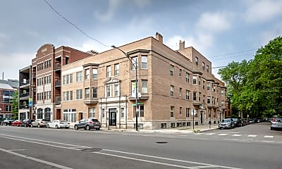 Building, 2522 N Halsted St, 2