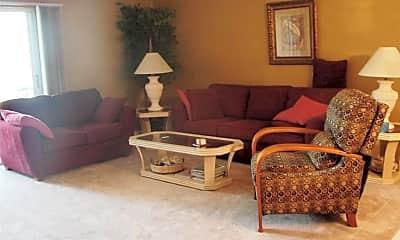 Living Room, 3032 Sandpiper Bay Cir G203, 0