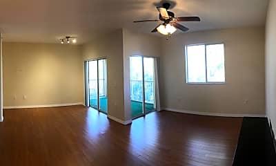Living Room, 6321 Aragon Way, 0