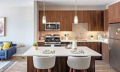 Kitchen, Avalon Piscataway, 1