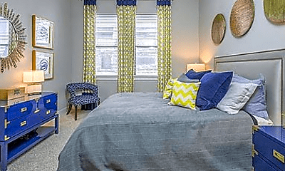 Bedroom, 510 N Wilmington St, 1