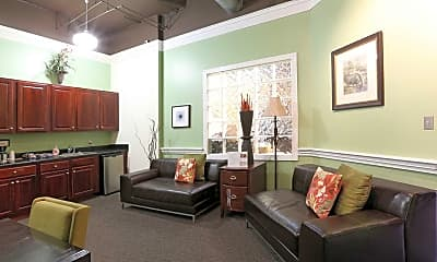 Clubhouse, Intown Lofts, 1