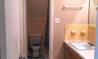 Bathroom, 2991 Clay St, 2