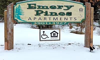 Community Signage, 3901 Hawks Ridge Dr, 0