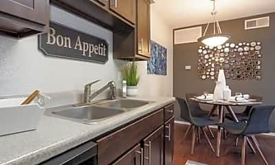 Kitchen, The Landings at Steeplechase, 1