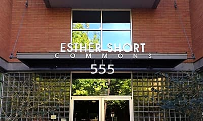 Esther Short Commons, 2
