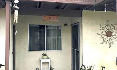 Patio / Deck, 3983 Lamont St, 1