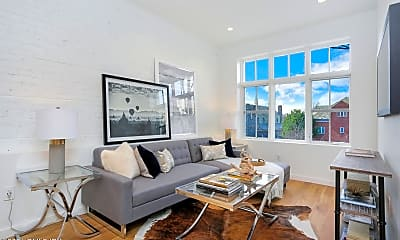 Living Room, 171 Greenwich Ave 3A, 0