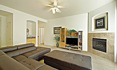 Living Room, 19550 N Grayhawk Dr 1053, 1