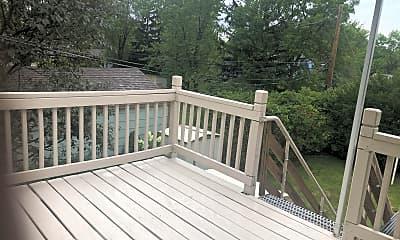 Patio / Deck, 5380 6th St. NE, 2