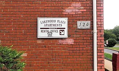 Lakewood Plaza Apartments, 1
