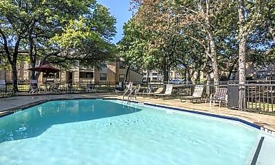 Pool, Parks at Treepoint, 0