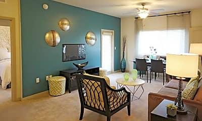 Living Room, Advenir at Biscayne Shores, 1