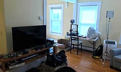 Living Room, 7 Craigie Terrace, 1