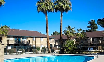 Sandpebble Village Apartments, 0