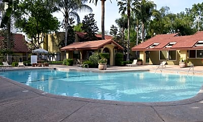 Pool, 2881 Huntington Blvd, 2