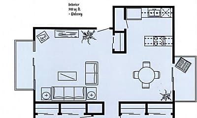 Bristol Square Apartments 3110 1/2 North 97th Street, 1