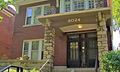 Building, 6024 Washington Blvd, 0