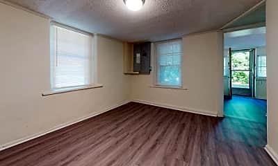 Living Room, 4136 Adams St, 2