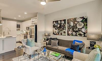 Living Room, 505 Westcott, 0