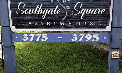 Southgate Square Apartments, 1