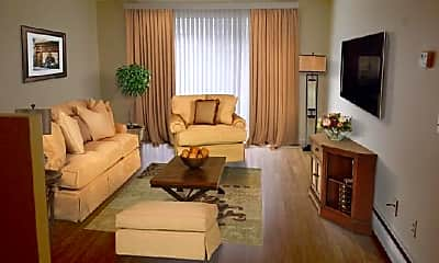 Living Room, 63 Parkman St, 0