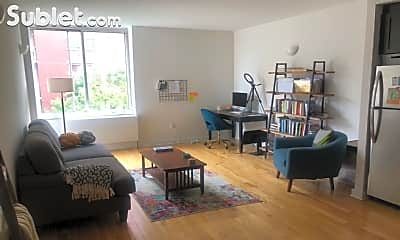 Living Room, 454 Manhattan Ave, 0
