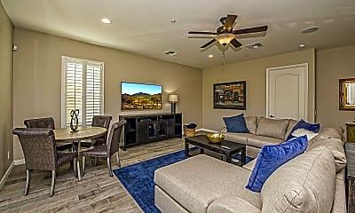 Living Room, 17704 N 77th Pl, 0