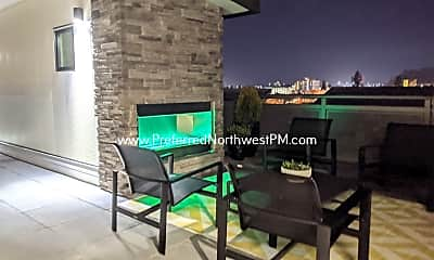 Patio / Deck, 1600 Pearl St #604, 2